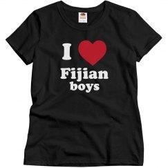 I love Fijian boys!