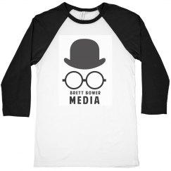 Brett Bower Media shirt