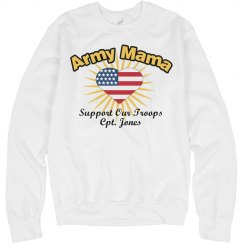 Army Mama Sweatshirt