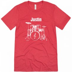 Justin the drummer