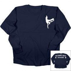 Purple Crew Shirt