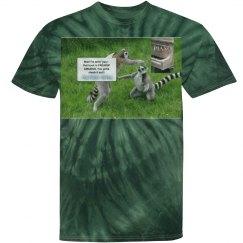 Unisex - Silly Lemur's Promo Tee
