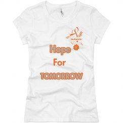 Hope orange shirt
