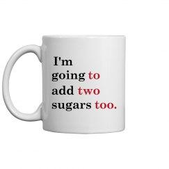 The English Teacher's Mug