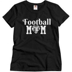 Football Mom Heart