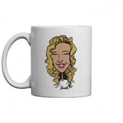 The suzie miller mug