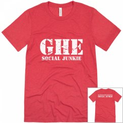 GHE Social Junkie Shirt