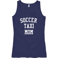 Soccer taxi mom