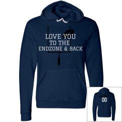 Love You to Endzone - name #