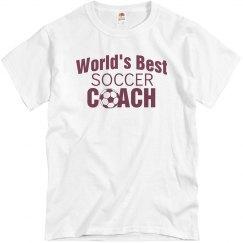 World's Best Soccer Coach