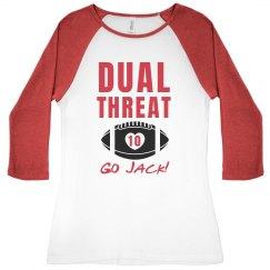 Dual Threat Love The QB