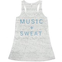 Music + Sweat + Neon