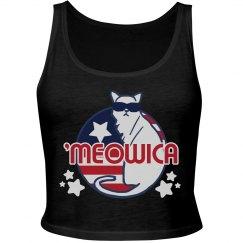 'Meowica the Beautiful Crop