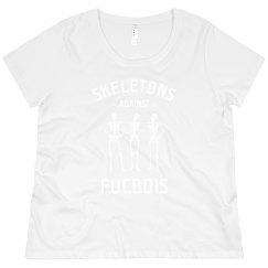 Funny Skeletons Against Fucbois
