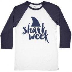 Shark Week Girl