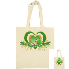 Heart & Clover, Budget tote bag
