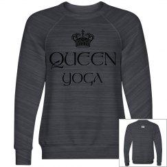Queen Yoga Sweat