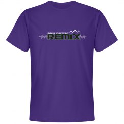 Basic Purple Remix Tee