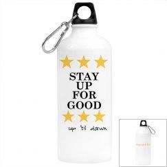 Up 'til Dawn Water Bottle