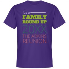 Family Reunion Roundup