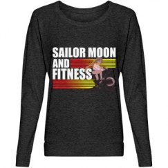 SAILOR MOON AND FITNESS2