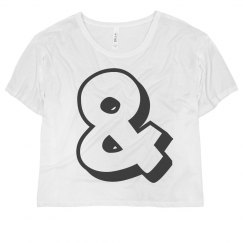 Cartoon Ampersand