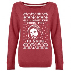 All I Want Is Jon Snow For Christmas