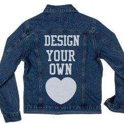Design Your Own Denim Jacket
