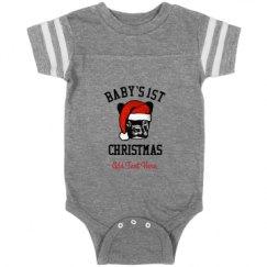 Infant Vintage Sports Bodysuit