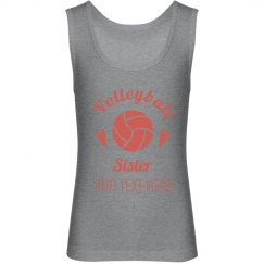Volleyball Sister Love
