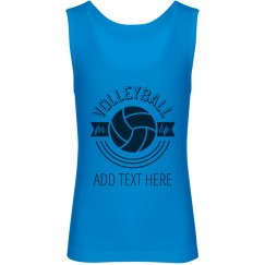 Custom Volleyball Sister Life