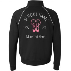 Custom Text Dance School Ballet