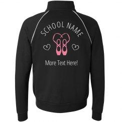 Custom Text Dance School Ballet