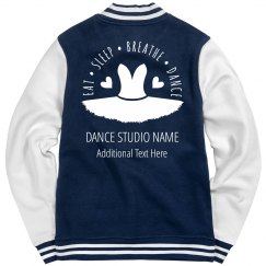 Eat Sleep Dance Custom Studio