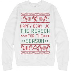 Reason for the Season Ugly Sweater