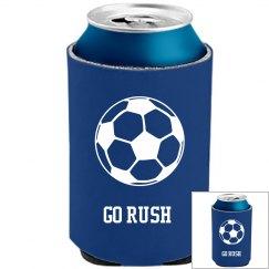 Soccer Rush Koozie