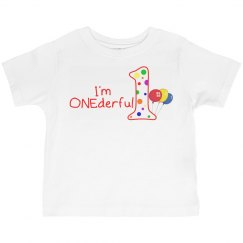 Onederful Kids Birthday