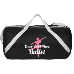 Your Text Here Ballet