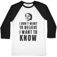 I Want To Know Carl Sagan
