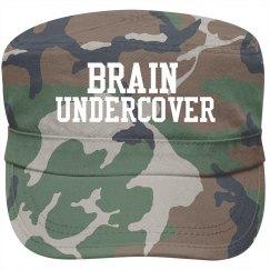 Brain Undercover Hat