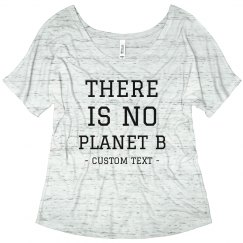 We Don't Have Another Planet