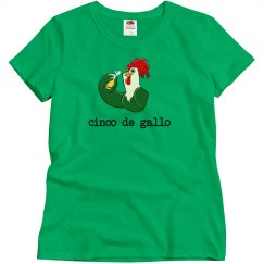 Cinco de Gallo