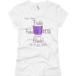 Freda's Birthday Tee
