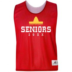 Spanish Custom Seniors Jersey
