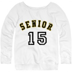 White Senior 2015