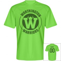 WW Mens Performance Neon