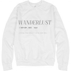 Wanderlust Dictionary Definition