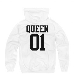 Matching King & Queen Hoodies 2