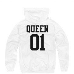 Matching King & Queen Hoodies 2