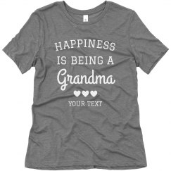 Happiness is Being Grandma